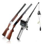 Охотничьи и рыболовные товары