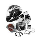 Мото-, вело- запчасти, экипировка и аксессуары