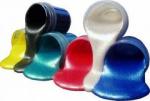 Краски полимерные