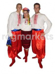 Одежда национальная, традиционная