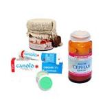 Лекарственные средства для наружного применения