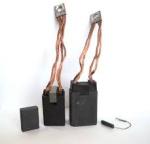 Щетки и изделия электроугольные