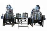 Оборудование для производства средств гигиены