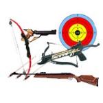 Спортивное оружие и стрелковое оборудование