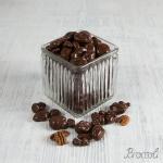 Фрукты, ягоды, орехи в шоколаде