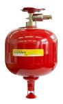 Оборудование порошкового пожаротушения