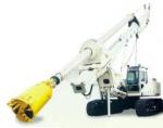 Машины и оборудование для погружения свай