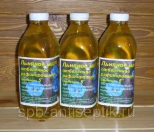 Масла льняные для пропитки дерева купить в Челябинске ?