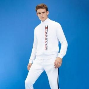 7dda20e48c29 Спортивная куртка - Белый - Tommy Hilfiger - M - Женщины
