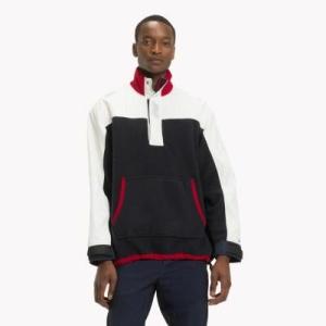 3586040c559b Спортивная куртка из флиса - Синий - Tommy Hilfiger - S - Женщины