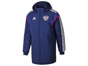 Adidas Куртка утеплённая Сборная России rfu pad jkt l F85989 b272e035763