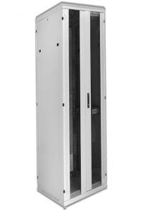 <b>Шкаф</b> <b>телекоммуникационный</b> 19 <b>напольный</b> Olmion ШТК-Н-33.8.8-44