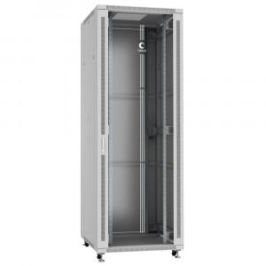 <b>Шкаф</b> <b>телекоммуникационный</b> 19 <b>напольный</b> Cabeus SH-05C-47U80/80