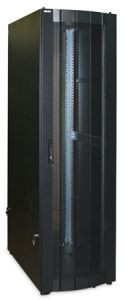 <b>Шкаф</b> <b>телекоммуникационный</b> <b>напольный</b> 19 дюймов Hyperline TSA-3261-PD-RAL9004
