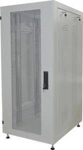 <b>Шкаф</b> <b>телекоммуникационный</b> <b>напольный</b> 19 дюймов OlmiOn ШТК-Н-32.6.10-4