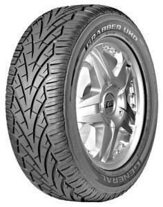 Автомобильная шина General Tire Grabber UHP