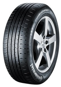 Автомобильная шина Continental ContiEcoContact 5 175/65 R14 82T