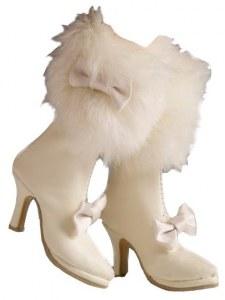 49b1a8ac9 Tonner Ботинки A Cold Walk Boots для кукол Evangeline, Parnilla