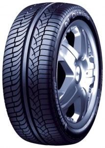 Автомобильная шина MICHELIN 4x4 Diamaris 235/65 R17 108V