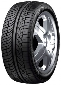 Автомобильная шина MICHELIN 4x4 Diamaris 255/55 R18 105W