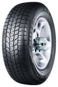 Автомобильная шина Bridgestone Blizzak LM-25 4x4 255/55 R18 109H