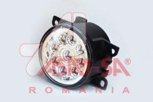 Фара п/т (без рамки) renault logan mcv 2007- 2020 32217 ASAM-SA арт. 32217