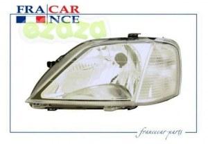 FRANCECAR FCR210470 фара передняя левая renault logan ph1 fcr210470