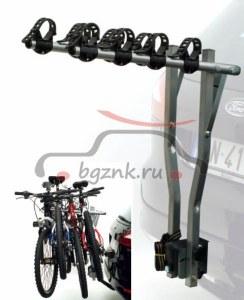 Peruzzo Arezzo 4 Крепление для 4-х велосипедов на прицепное устройство