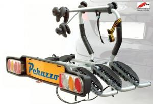 Велоплатформа PERUZZO Siena для 3-х велосипедов на фаркоп