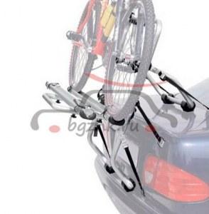 Peruzzo Padova Steel 2 PZ378-2 Крепление для 2-х велосипедов на крышку багажника