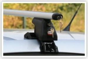 Багажник для NISSAN Primera (P12) Sedan, Hatchback 2002 - 2007 (AMOS)