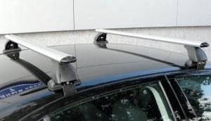 Багажник Lux Аэро (53 мм) на Nissan Primera P12 (2002-2007)