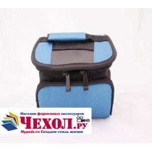 bc4400fd1397 чехол-футляр-сумка с отделением для дополнительных аксессуаров для Sony  Alpha ILCA-68