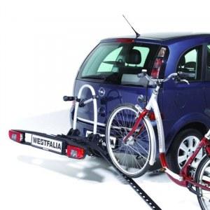 Рампа для закатывания велосипеда Westfalia Portilo на велокрепление на фаркоп, 350009600001