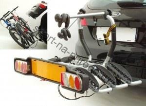 Крепление велосипеда на прицеп. устр. PERUZZO Siena (3 вел.) сталь
