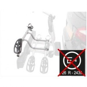 Крепление детского велосипеда дополнительное для велокреплений PERUZZO Siena сталь GEV (PZ 661)