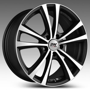 Колесные диски Racing Wheels H-792 7,0R16 5*112 ET45 d66,6 DB F/P [87546957612]