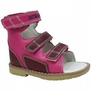 f69dd4dae Обувь ортопедическая Ortmann Kids Etna 7.35.2-роз (Обувь ортопедическая  Ortmann Kids Etna