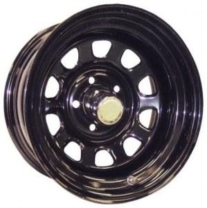 Колесный диск Off-Road-Wheels Нива 7 R16 5x139,7 ET25.0 D98.5 Black