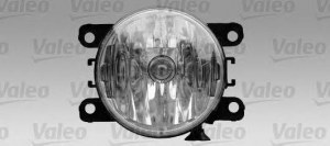 Фара противотуманная renault logan/sandero 2008- valeo 44256 Valeo арт. 044256