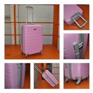 b6817f10ec49 Дорожные, детские пластиковые чемоданы на колесах, lotto купить в Сочи.