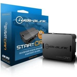 Бесключевой обходчик иммобилайзера с CAN-интерфейсом iDataLink START-CAN