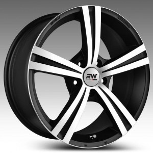 Колесные диски Racing Wheels H-787 7,0R16 5*112 ET40 d57,1 DB F/P [87540579902]