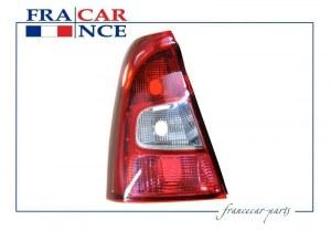 Фонарь задний renault logan фаза 2 2009- левый francecar fcr210478 Francecar арт. FCR210478