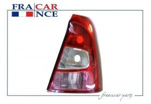 Фонарь задний renault logan фаза 2 2009- правый francecar fcr210482 Francecar арт. FCR210482