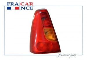 Фонарь задний renault logan фаза 2 2009- левый francecar fcr210477 Francecar арт. FCR210477