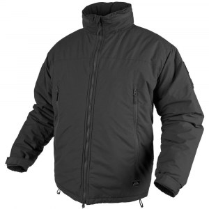 e6f9b134 Куртка зимняя Helikon LEVEL 7 Lightweight Winter Jacket - Climashield® Apex  100g - Black (