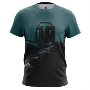 0c3f1e3a06b Мужская футболка Teestore World of Tanks Танки