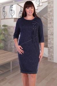 81fbf272883 Платье большого размера натали №1199 (р-ры 50-64)