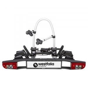 Велокрепление на фаркоп Westfalia Portilo BC60 для 2-х велосипедов,   адаптер на 3-ий велосипед, комплект, 350030900014
